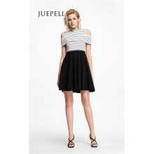 Stripe Jessery Women Dress